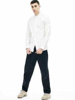 Chemises Chemise blanche lacoste