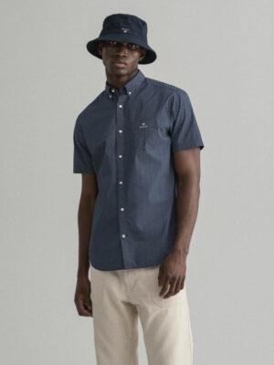 Chemises Chemise à pois et manches courtes