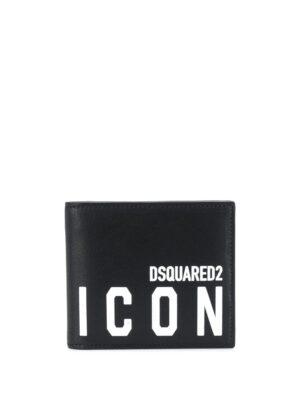 Accessoires Portefeuille Icon à imprimé logo