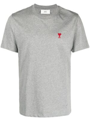 AMI de cœur t-shirt à logo brodé