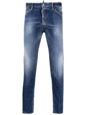 Dsquared2 jean skinny à taille mi-haute