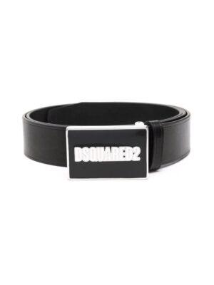Accessoires ceinture à boucle logo
