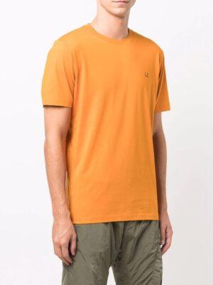 CP Company t-shirt à logo brodé
