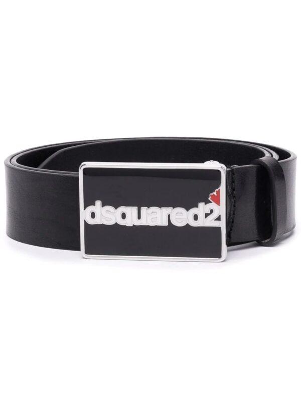 Accessoires ceinture à boucle à logo