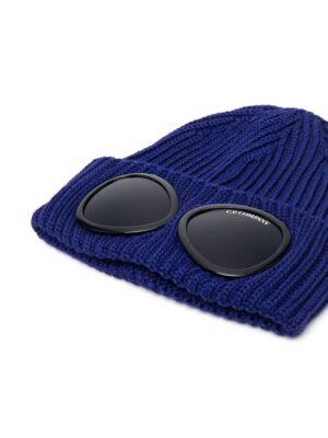 Accessoires bonnet Goggle en maille