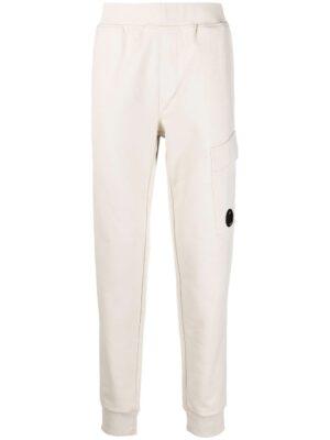 CP Company pantalon de jogging à patch logo