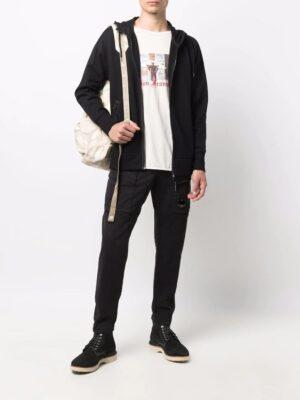 CP Company veste zippée à capuche
