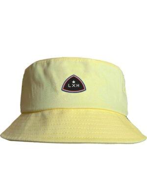 Accessoires Bob coton « BIARRITZ » jaune pâle