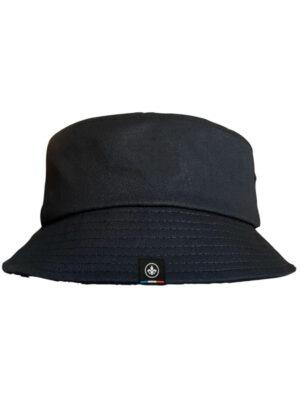 Accessoires Bob coton « BIARRITZ » noir