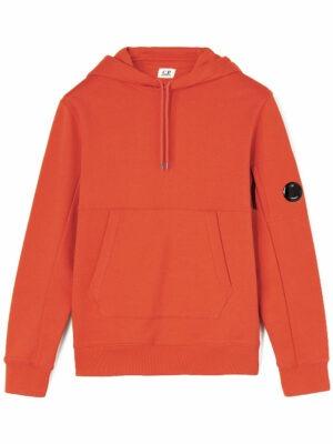 CP Company hoodie à logo appliqué