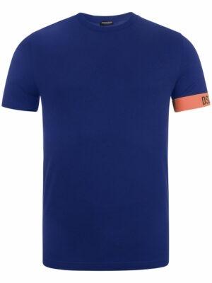 Dsquared2 t-shirt à détail de logo