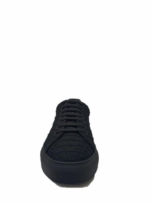 Baskets sneakers en lycra