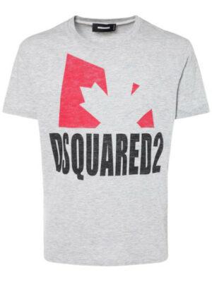 Dsquared2 t-shirt en jersey de coton