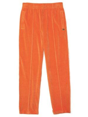 Lacoste Live Pantalon de jogging en velours unisexe Lacoste L!VE