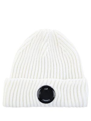 Accessoires bonnet en maille à logo imprimé