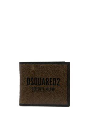 Accessoires portefeuille à effet usé