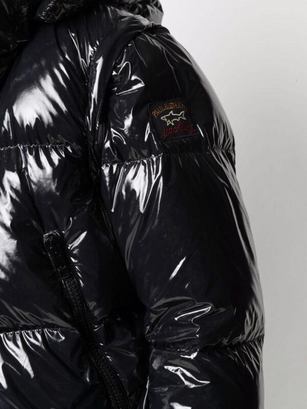 Manteaux doudoune matelassée polie