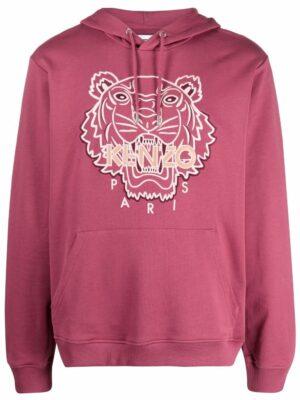Kenzo hoodie à motif brodé