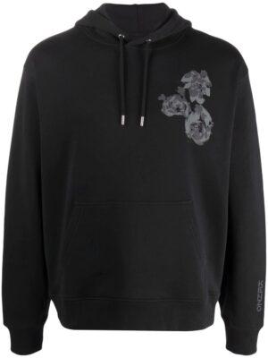 Kenzo hoodie à fleurs
