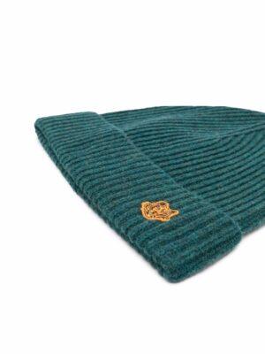 Accessoires bonnet en maille côtelée