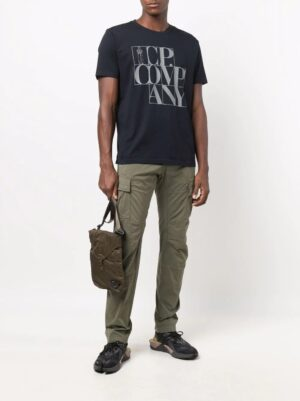 CP Company pantalon à poches cargo