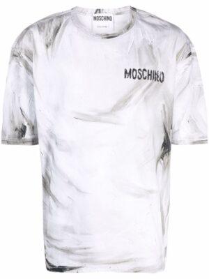 Hauts t-shirt à logo