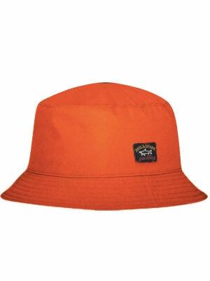 Accessoires Bucket hat fluo avec patch