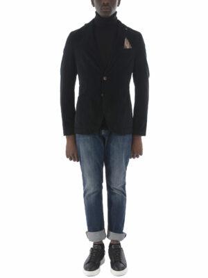 Manuel Ritz veste en velours côtelé