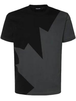 Dsquared2 t-shirt imprimé en jersey de coton