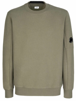 CP Company Sweatshirt Diagonal Raised Fleece