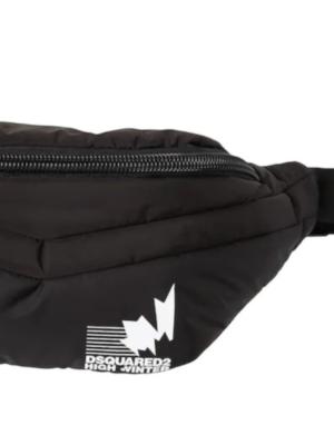 Accessoires sac porté épaule à imprimé graphique