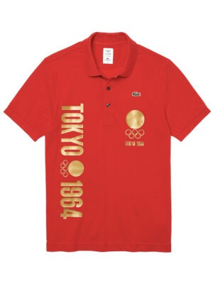Lacoste Live Polo Lacoste SPORT Olympic Heritage Collection