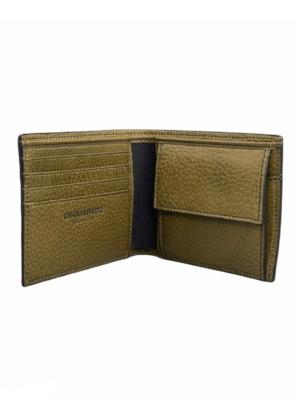 Accessoires logo-print bifold wallet