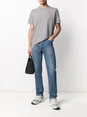 Kenzo t-shirt à logo brodé
