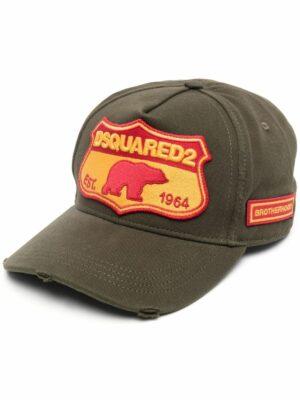 Accessoires casquette à patch logo