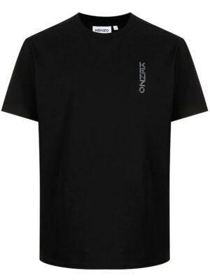 Kenzo t-shirt à fleurs