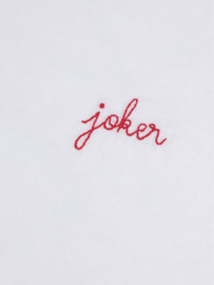 Maison Labiche t-shirt poitou «joker»