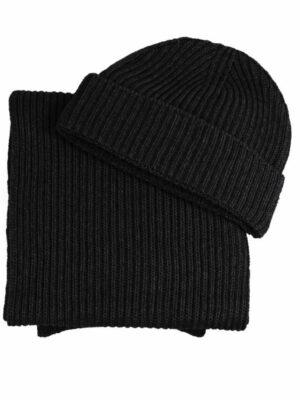 Accessoires ensemble en tricot