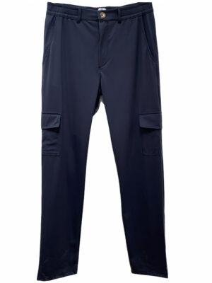 Cala Pantalon cargo à poches latérales plaquées