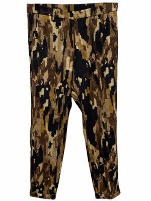 Imperial Pantalon à motifs