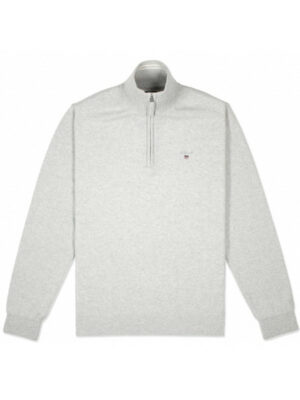 Gant Pull zippé en laine
