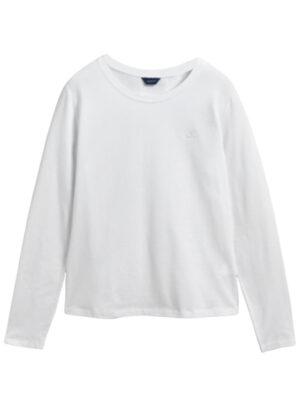 Gant T-shirt ajusté à manches longues