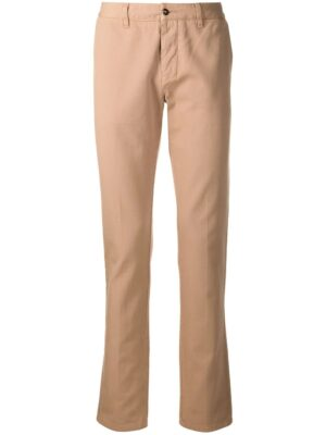 AMI Paris pantalon chino texturé