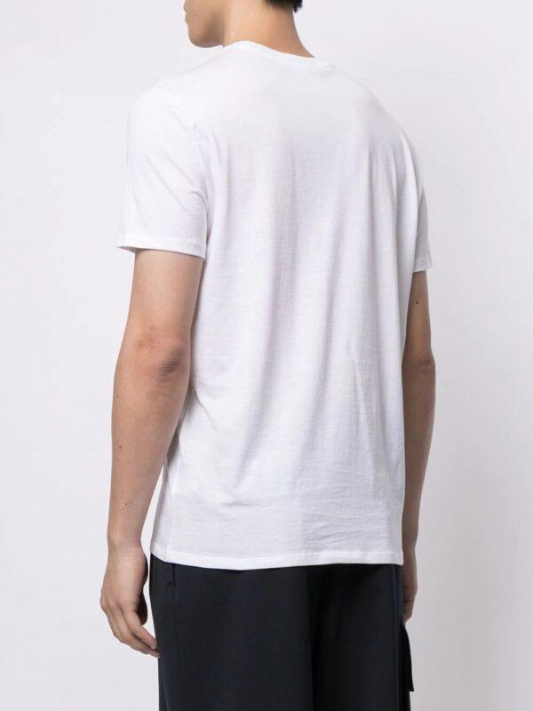 Lacoste Live t-shirt à patch logo