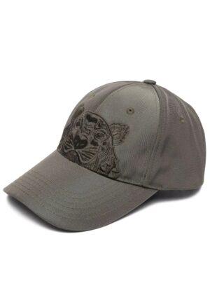 Accessoires casquette à tête de tigre signature