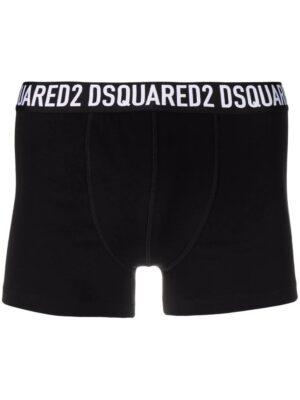 Dsquared2 boxer à bande logo