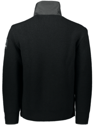 Men veste texturée à patch logo