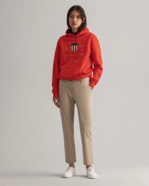 Gant Pantalon chino slim fit Fryda Classic