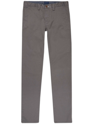 Gant Pantalon chino slim fit en sergé