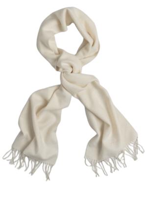 Accessoires Écharpe en sergé de laine
